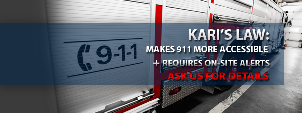 Internal 911 Alerts Comply with Karis Law